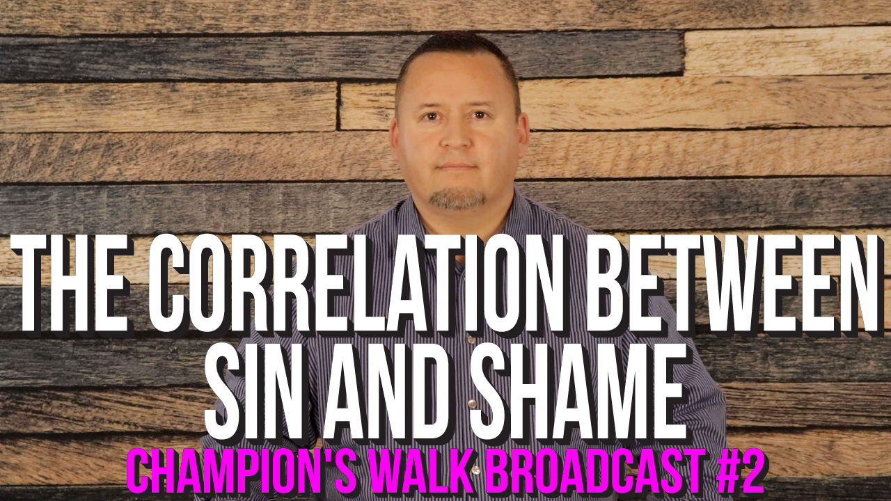 The Correlation Between Sin and Shame